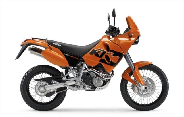 KTM 640 Adventure 2005