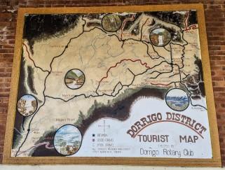 Dorrigo District