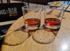 Solera Rum and Chocolate Liquer
