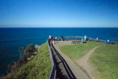 Easternmost point