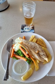 Fish and Chips at the RSL