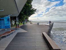 Cairns Foreshore is a Mudflat