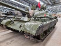 Russian T-54