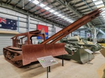 From Tank to Farm Machinery