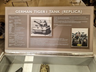 """The Tank from """"Fury"""""""