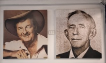 Slim Dusty and ...