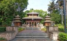 Nepalese Temple Replica