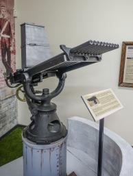 10 Barrel Nordenfelt Gun