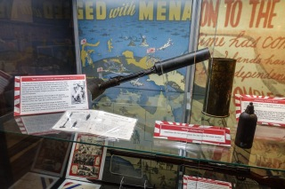 Japanese Grenade Launcher