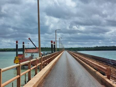 Longest One Lane Bridge