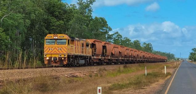 Bauxite Train