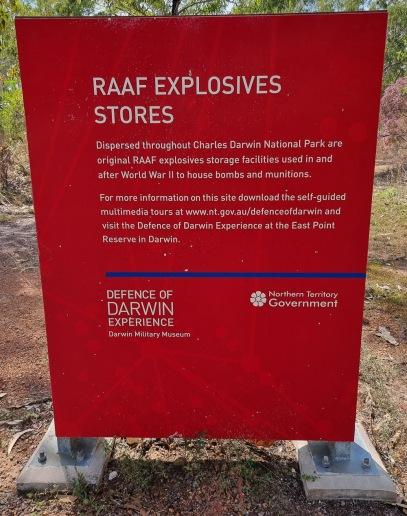 Charles Darwin Park