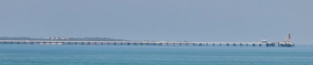 Gas Export Jetty