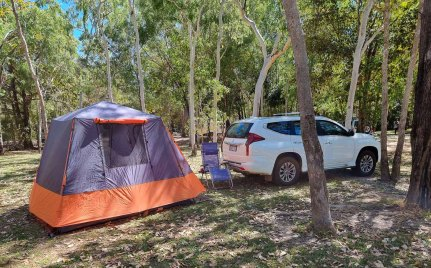 Back to Camping