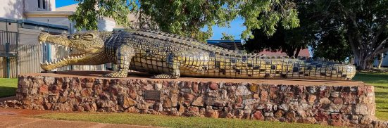 The Big Croc, Normanton