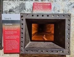 Fuel Storage Tunnels