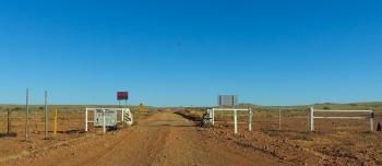 Northern Territory/South Australia Border